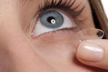 lentes de contacto precio
