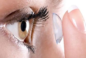 marcas de lentes de contacto